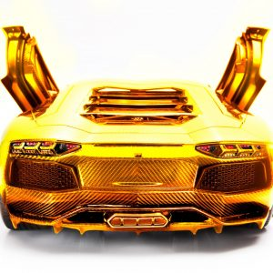 Solid gold Lamborghinis are an unwise use of social security funds