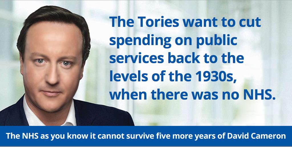 Tory NHS promises