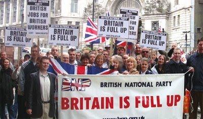 A BNP Rally
