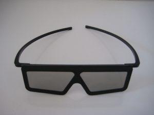 'modern' 3D glasses