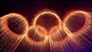 Five rings for the LOCOG Lords